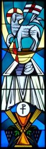 Sacrament of the Altar Window (2)